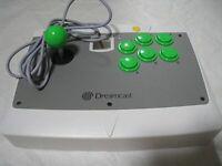 Arcade Stick DC Dreamcast HKT-7300 JAPAN Sega Games without box