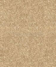 Muriva Sparkle Plain Glitter Wallpaper in Gold - 701354