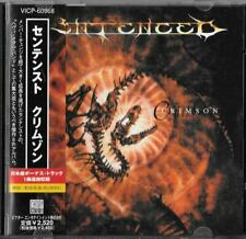 Sentenced ‎– Crimson +1 Bonus Track Japan Cd Obi  VICP-60968 Megadeth Metallica