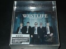 WESTLIFE 2CD+1DVD Box Set Collector's Edition