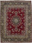 One of a Kind Handmade Floral Vintage 10X13 Classic Large Oriental Rug Carpet