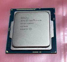 Intel Core i7-4790 3.60GHz Quad-Core Processor - LGA1150 - SR1QF - Tested