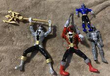 Power Rangers Figure Lot