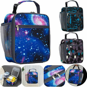 Large Lunch Bag Box Pack Insulated Cool Women Men Kids Adult School Picnic Food