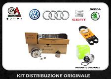 Kit distribuzione Audi A3 1.9 tdi Golf 5 105 cv originale pompa acqua cinghia
