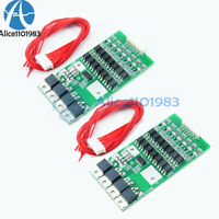 2PCS 7S 24V 20A w/ Balance For Li-ion Lithium Battery Cell BMS Protection Board