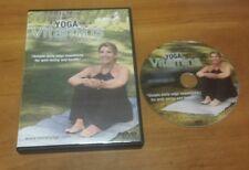 Yoga Vitamins with Isabella Jones (DVD, 2008) Resort workout fitness exercise