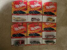 Hot Wheels Classic Series three 7 car lot! *NIP*