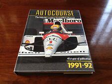 Autocourse Annual 1991-92