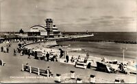 Vtg 1950's Children's Corner South Pier, Lowestoft RPPC Real Photo Postcard