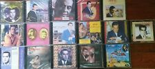 farid el atrache-16 CD LOT-all his best songs - arabic egypt- new mint sealed