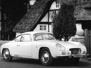 Lancia Appia GTE 1957 Zagato design - photograph photo