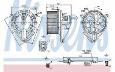 NISSENS Innenraumgebläse für MERCEDES-BENZ SPRINTER 87039 - Mister Auto