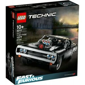 LEGO 42111 new - TECHNIC - DOM'S DODGE CHARGER