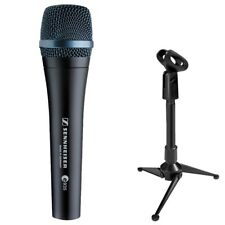 Sennheiser e935 Dynamic Cardioid Handheld Vocal Microphone + Mini Tripod Stand