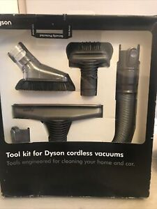 Genuine Official Dyson V6 Tool Kit For Cordless Vacuums - Brand New
