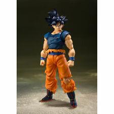 "Tamashii Nations SDCC 2020 Exclusive S.H. Figuarts Ultra Instinct ""Sign"" Goku"
