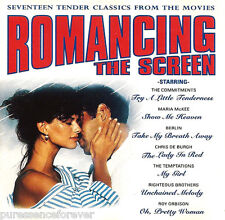 V/A - Romancing The Screen: Tender Classics From The Movies (UK 17 Tk CD Album)