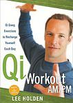 Lee Holden: Qi Workout AM/PM (DVD, 2010)