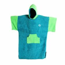 Change Robe Surf Poncho MADNESS Unisize Teal-Lime