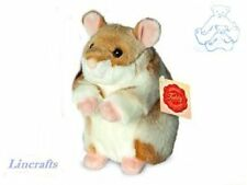 Hamster Plush Soft Toy by Teddy Hermann Collection. Sold by Lincrafts. 92646