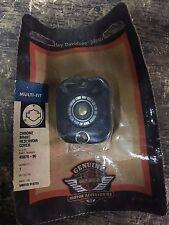 Harley Master Cylinder cover Chopper Bobber FLH FLST SOftail Ultra Dyna 6020