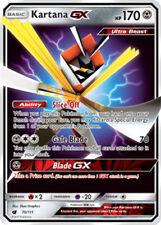 Kartana GX 70/111 - Ultra Rare - Sun & Moon Crimson Invasion - NM