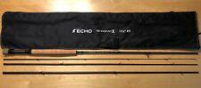 "Echo Shadow X 10'6"" 3wt (3 Weight) 4 piece Fly Rod"