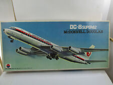 DC-8 SUPER62 Mc DONNELL DOUGLAS NITTO KAGAKU réf:322 1/100