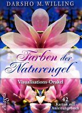 Farben der Naturengel - Visualisations-Orakel von Darsho M. Willing
