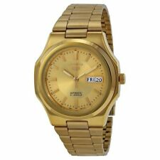 Seiko SNKK52 Men's Watch - Gold