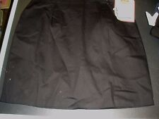 NEW Route 66 Plus Size Stretch Ladies black skirt size 20W