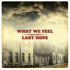 What We Feel / Last Hope Split EP Halloween Sale