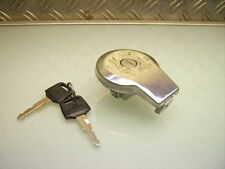 TANKDECKEL EDELSTAHL NEU YAMAHA SR 500 91- NEW FUEL GAS TANK CAP XJ550 XJ650 TR1