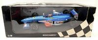 Minichamps 1/18 Scale diecast - 180 950006 Benetton B198 A. Wurz F1