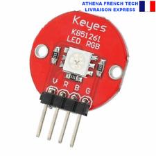 Module led RGB 5050 – Keyes pour prototypage, DIY, Arduino