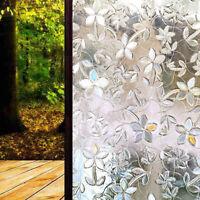 Window Privacy Self-adhesive Mesh Sunshade Glass Film Stickers Net Anti-UV CA