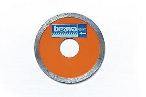 80MM DIAMOND BLADE/WHEEL/DISC FOR PLASPLUG TILE CUTTER SAME AS PLUSPLUG RDW082