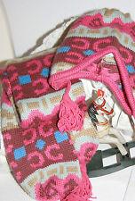 Cakewalk Kids Mütze + Schal  Pink   Size:1 Umfang: 42 cm   Neu