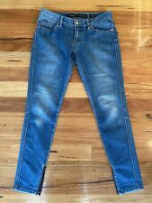Riders By Lee Low Rise Vegas Blue Jeans SIZE 10