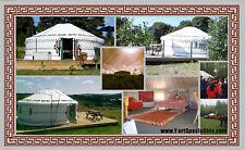 6m dia Mongolian Yurt