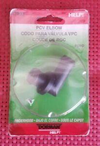 PCV Valve Elbow Dorman 47032 Ford C8AZ 6767-B - Ford Lincoln Mercury