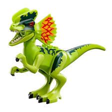 LEGO Jurassic World - Dilophosaurus - Minifig Figur Dilo Dino Dinosaurier 75916