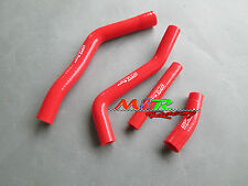 for YAMAHA YZ450F YZF450 2010-2012 10 11 12 Silicone Radiator Hoses Kit red