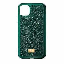 Swarovski Glam Rock Bumper Iphone 11 Pro Max Green Mobile Phone Case 5552654