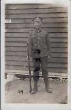 WW1 Soldier Norfolk Regiment Halton Park Wendover Tring ?
