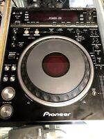 Pioneer DVJ-1000  Professional grade DVD video/CD deck (REED DESCRIPTIONS)