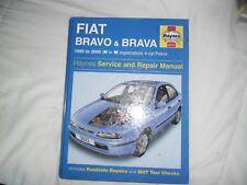 HAYNES MANUAL FIAT BRAVA & BRAVO petrol
