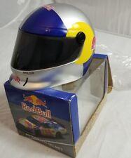 Red Bull Autograph Helmet - Racing Race Car Bobby Gordon