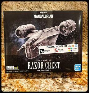Bandai Razor Crest Model (Mandalorian) SEALED -  FREE SHIPPING